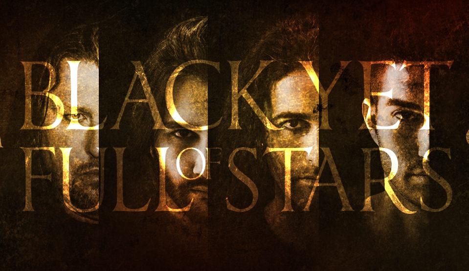 BLACK YET FULL OF STARS